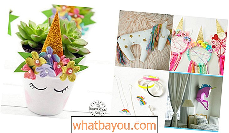 45 Magical DIY Unicorn Crafts yang Fun For All Ages
