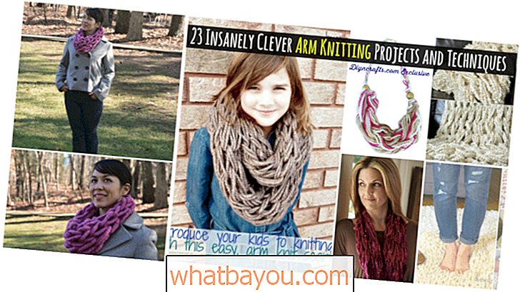 23 Lengan Insanely Knitting Projects and Techniques