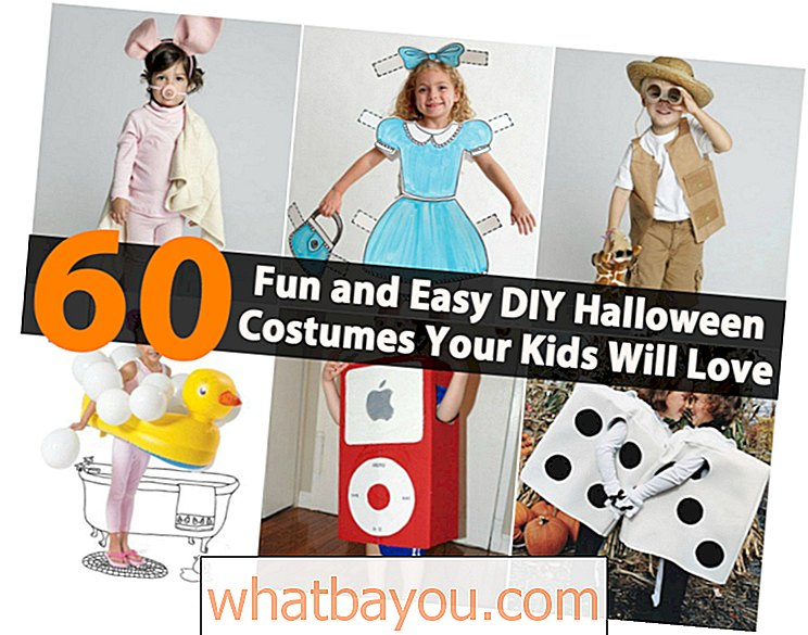 60 Fun and Easy DIY Halloween Kostum Your Kids Will Love