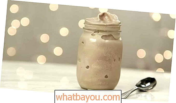 Snadný recept, jak si vyrobit Wendy's Frosty doma {Only 3 Ingredients}