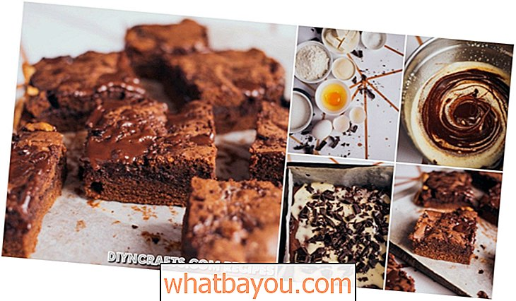 Resipi Chocolate Brownie Homemade Deliciously Easy