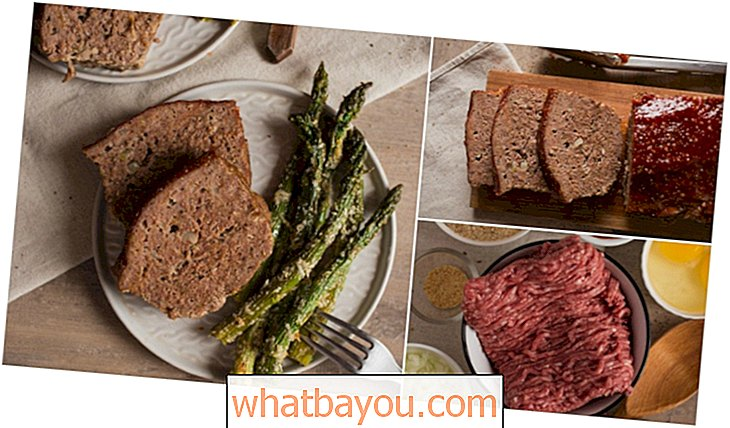 Recipe BBQ Meatloaf ngon
