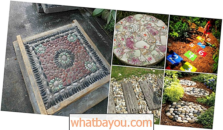 25 Top Garden Stone Ideas For A Walkway Beautiful
