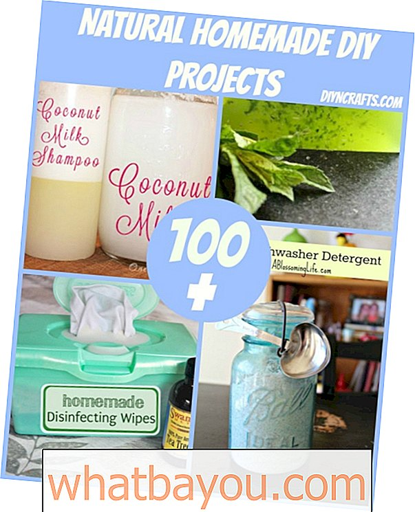 100+ Projek DIY Buatan Tangan Asli {Collection}